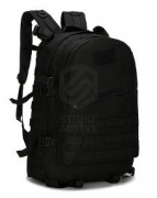 Рюкзак 35L Outdoor Molle 3D Assault Military Light Version  Black