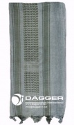 Арафатка Tactical Shemagh Foliage/Green (Dagger)
