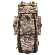 Рюкзак 110L Molle Rucksack Military Hiking Camping Multicam