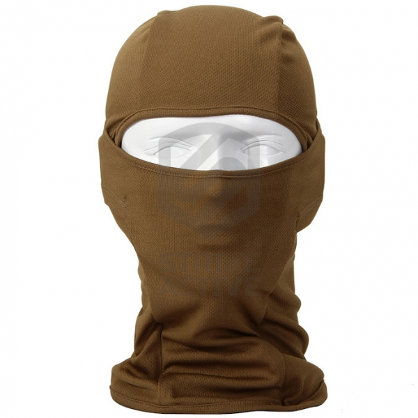 Балаклава AS-MS0050T Tactical Multi Hood Full Face Mask Tan